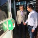 AED buitenkast gemeente Rhenen